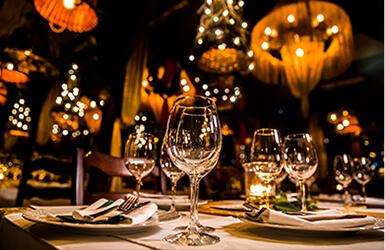 Banquets & Meetings Image