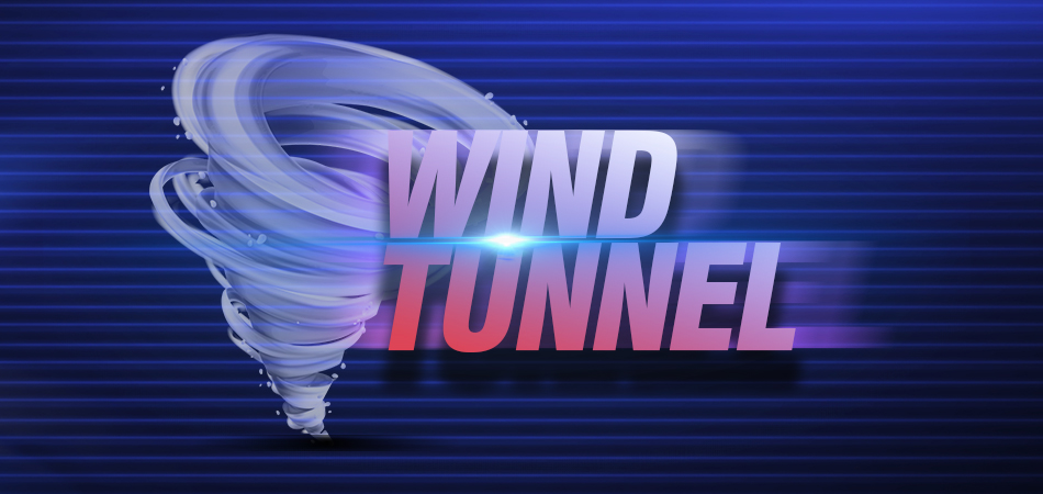 Wind Tunnel Image