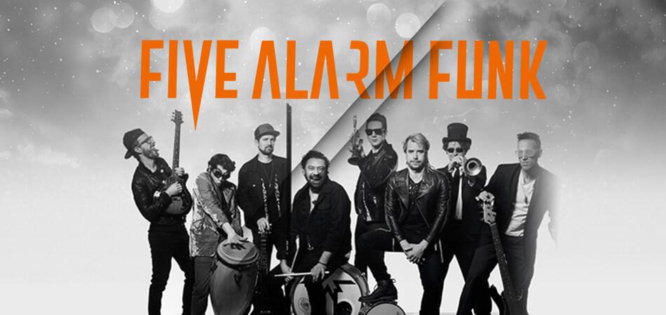 Five Alarm Funk image