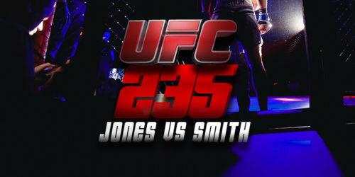 UFC 235 Image