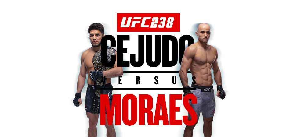 UFC 238 image