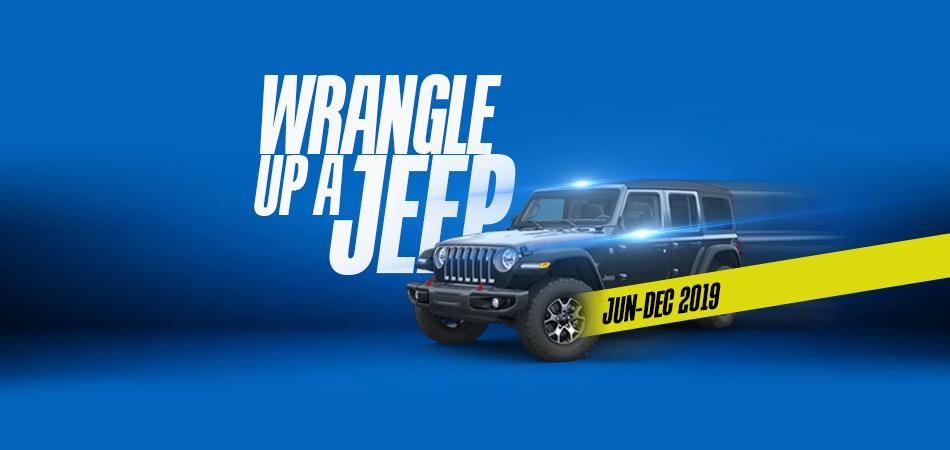 Wrangle Up a Jeep Image