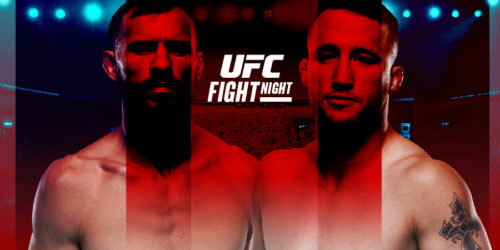 UFC Fight Night – Cerrone vs Gaethje Image