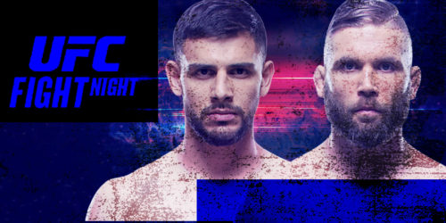 UFC Fight Night – Rodriguez vs Stephens Image