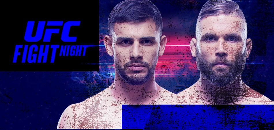 UFC Fight Night – Rodriguez vs Stephens image