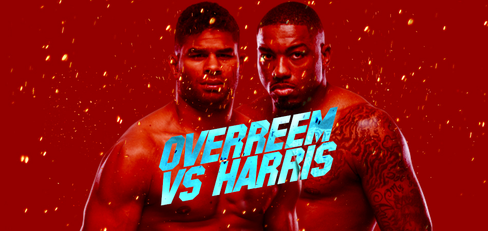 UFC Fight Night – Overeem vs Harris image