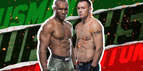 UFC 245 – USMAN VS COVINGTON Image