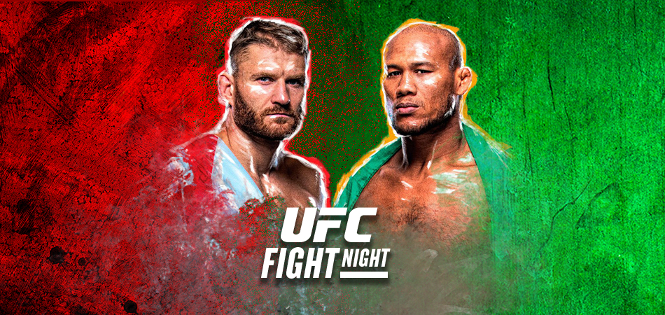 UFC Fight Night – Blachowicz vs Jacare image