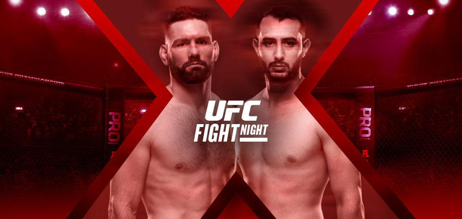 UFC Fight Night – Reyes vs Weidman image