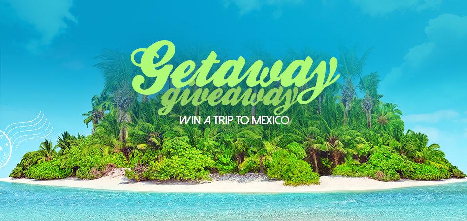 Getaway Giveaway! Image