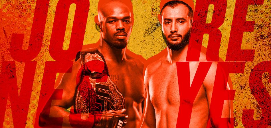 UFC 247 image