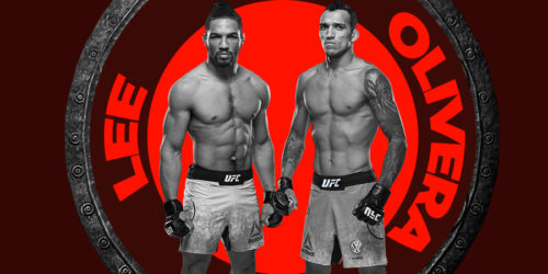 UFC Fight Night LEE VS OLIVEIRA Image