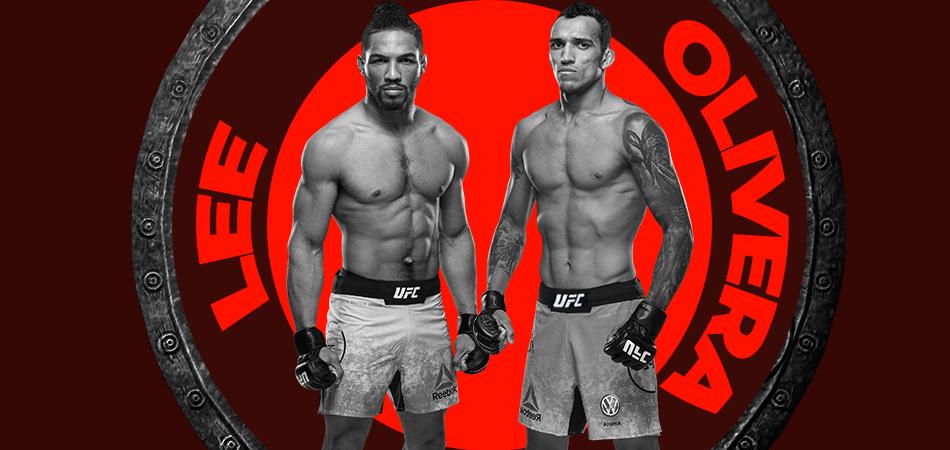 UFC Fight Night LEE VS OLIVEIRA image