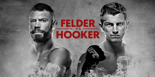 UFC Fight Night – Felder vs Hooker Image