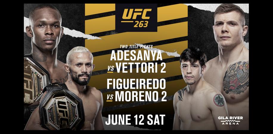UFC 263 image