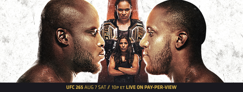 UFC 265 image