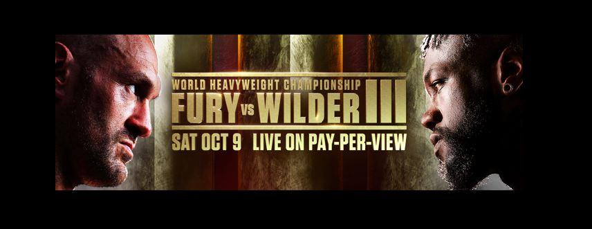 Fury vs Wilder III image