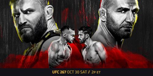 UFC 267 Image