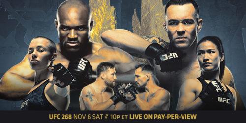 UFC 268 Image